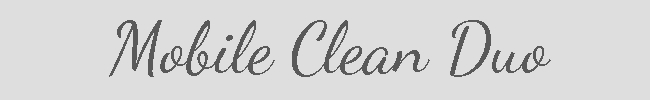mobile clean duo letter