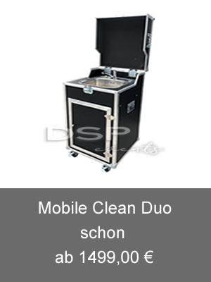 mobile clean duo mit preis groß